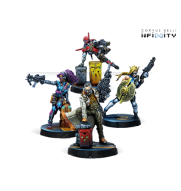 Corvus Belli Infinity: Soldiers of Fortune