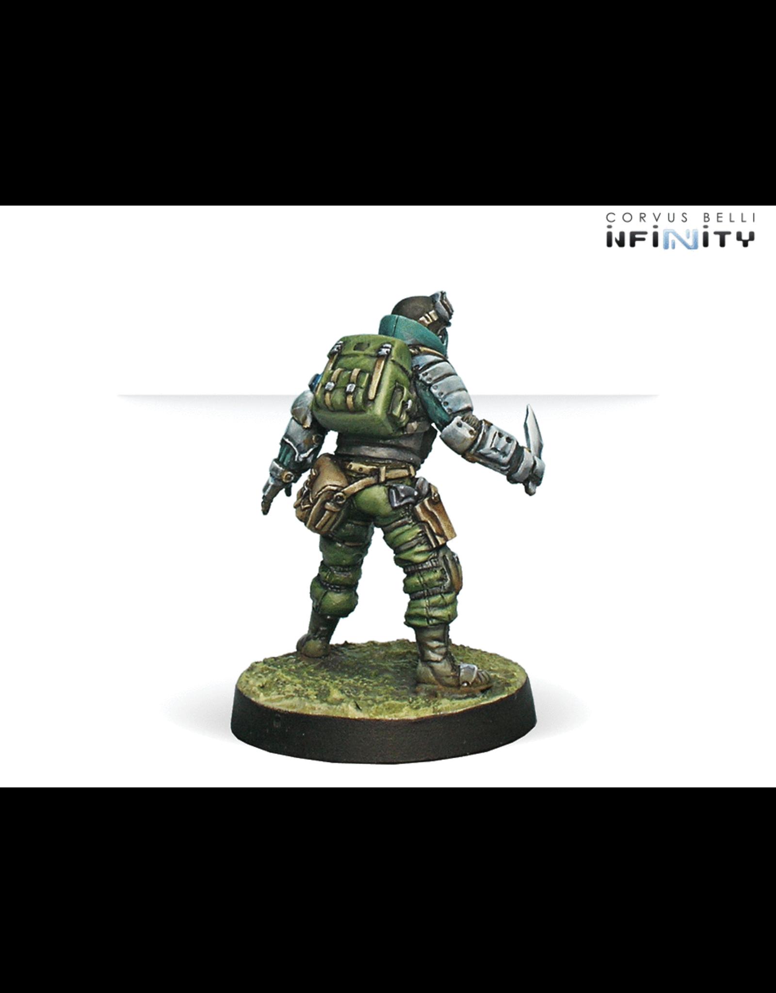 Corvus Belli Infinity: Intel Spec-Ops