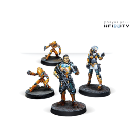 Corvus Belli Infinity: Yu Jing Support Pack