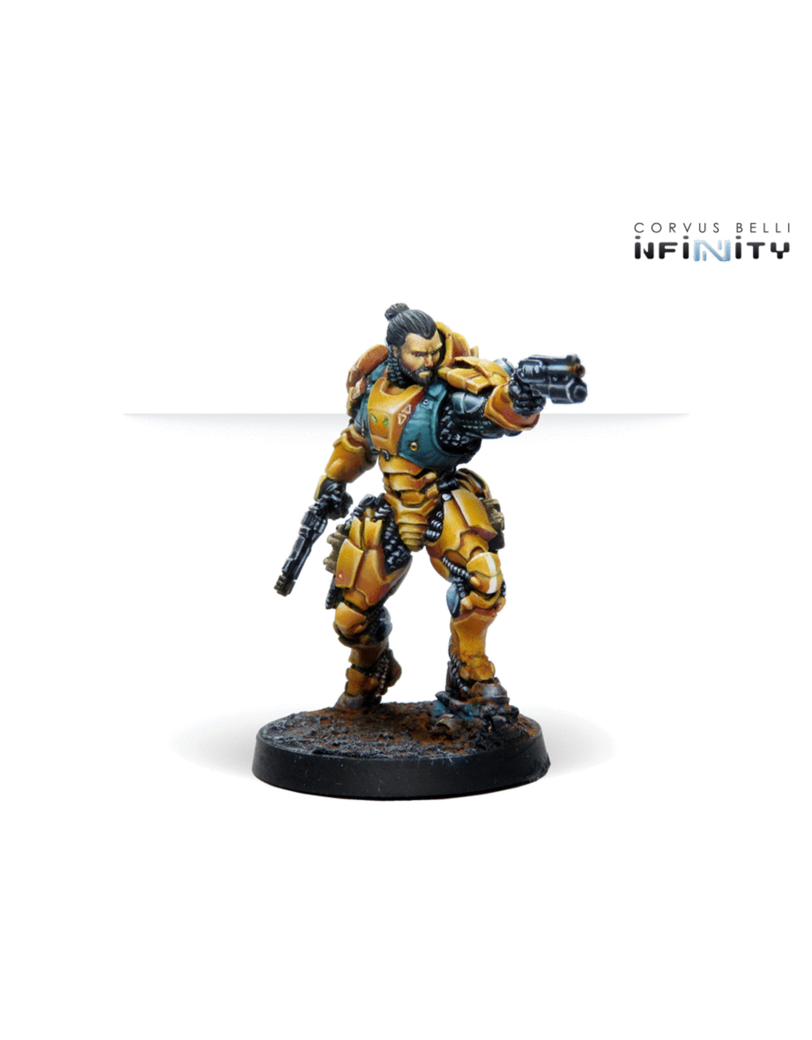 Corvus Belli Infinity: Krit Kokram, Invincible Zuyongs Specialist