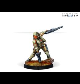 Corvus Belli Infinity: Mukhtar, Active Response Unit