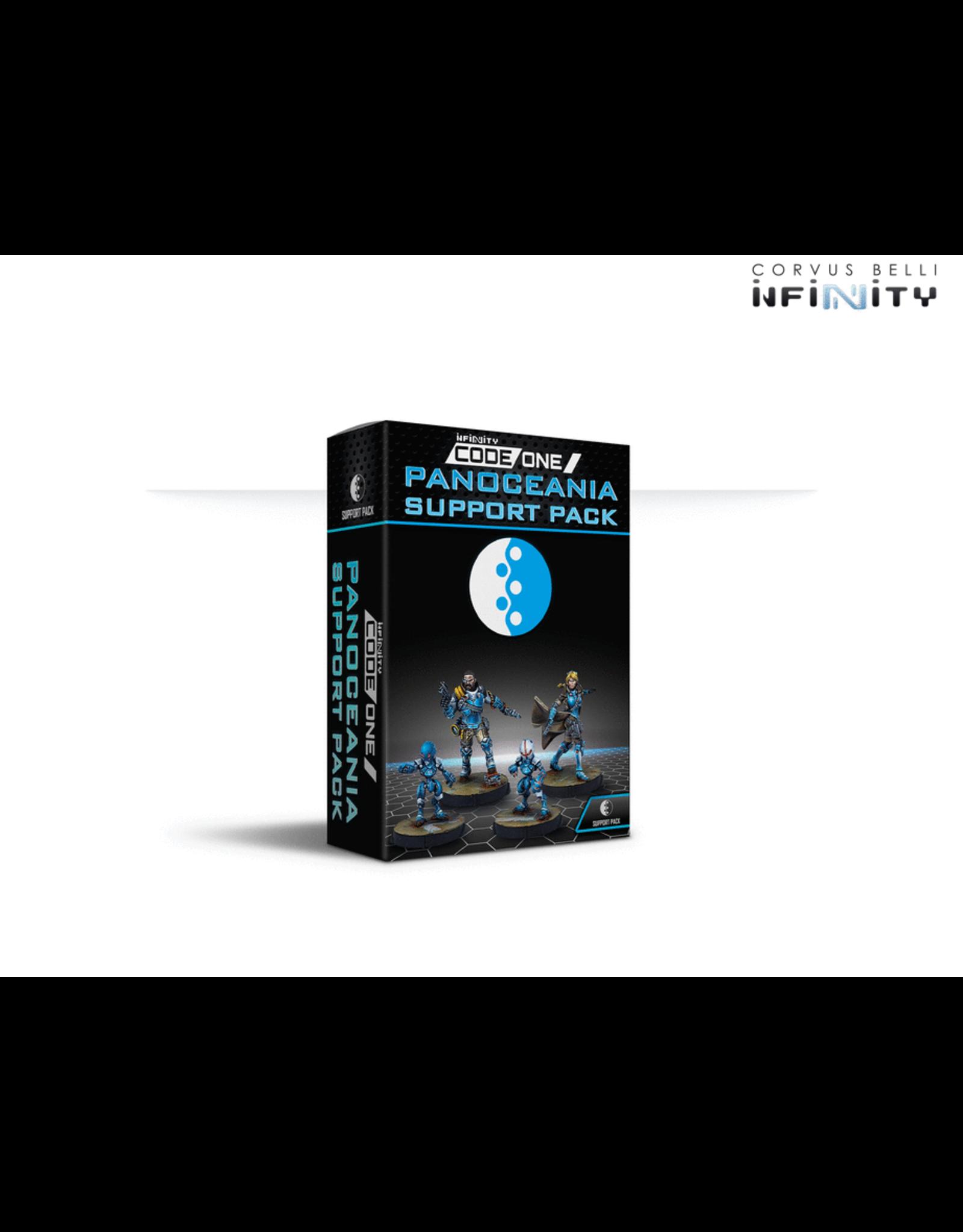 Corvus Belli Infinity: PanOceania Support Pack