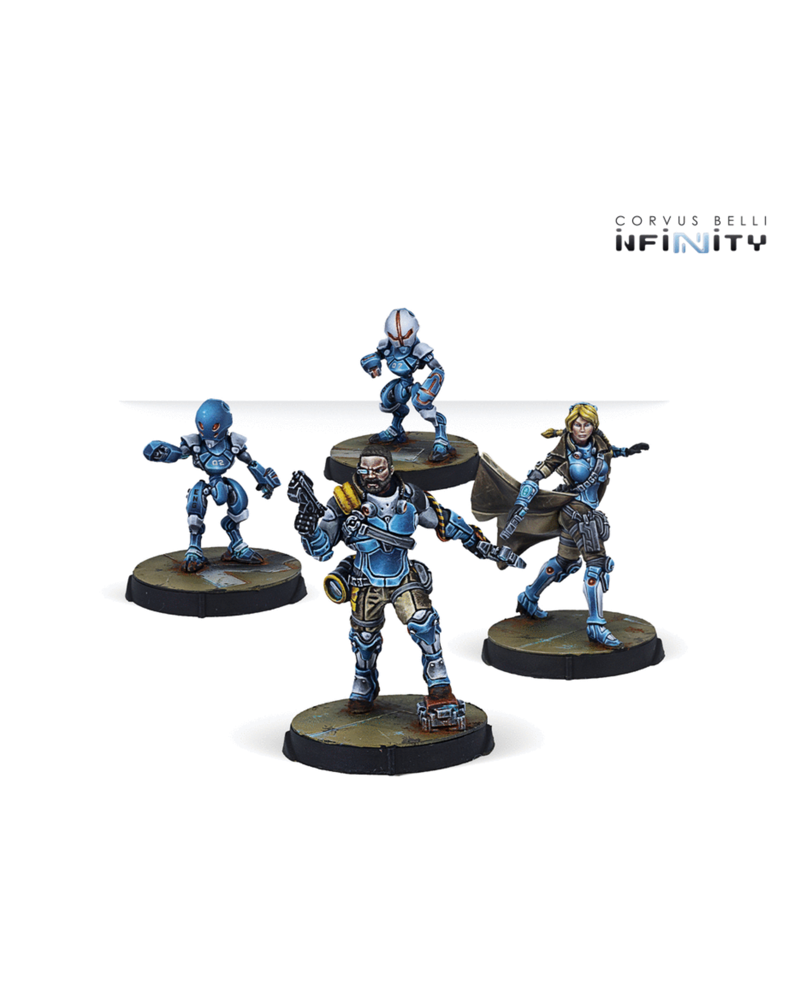 Corvus Belli Infinity: PanOceania Support Pack