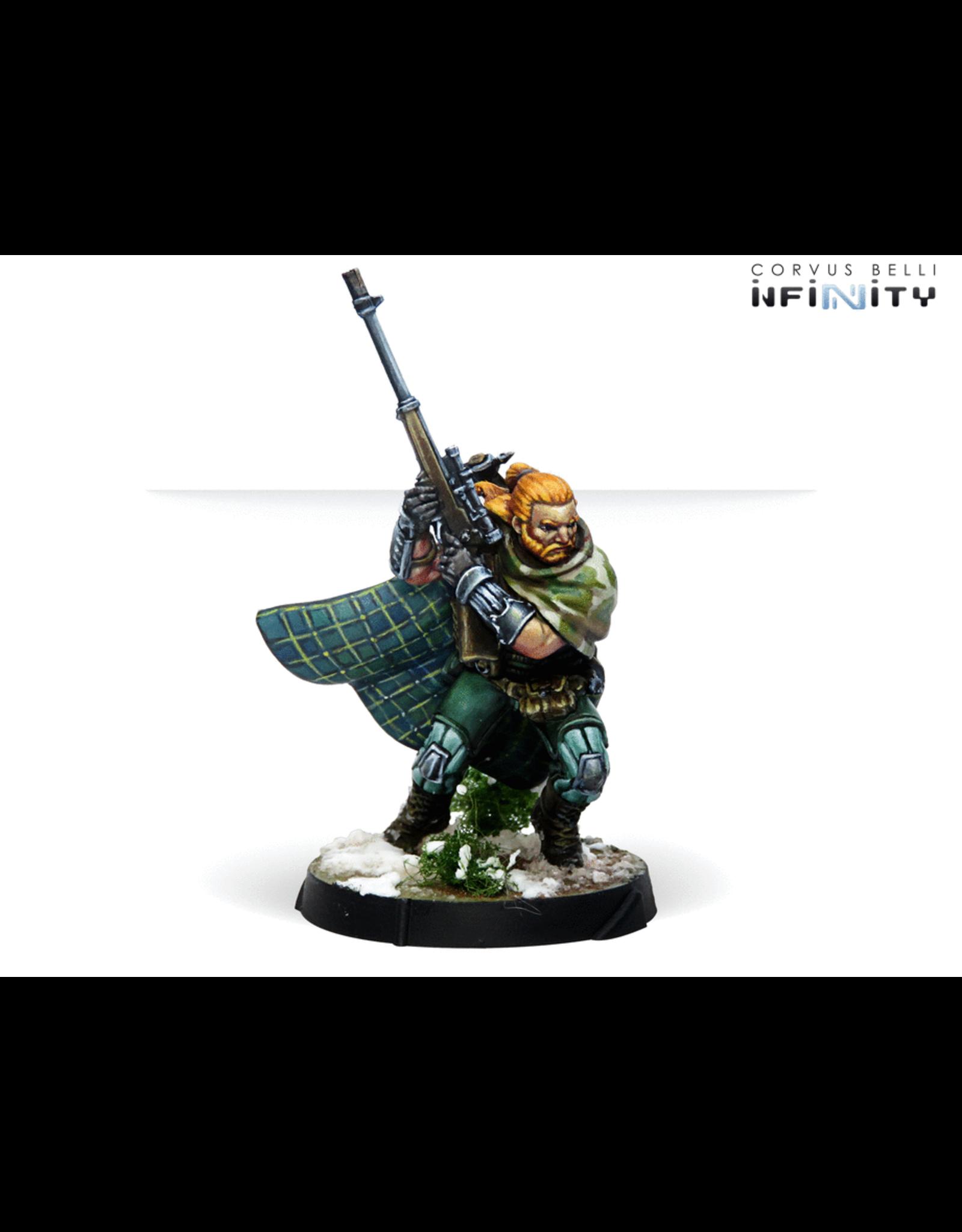 Corvus Belli Infinity: Pavel Aleksei McMannus, Spetsgruppa C