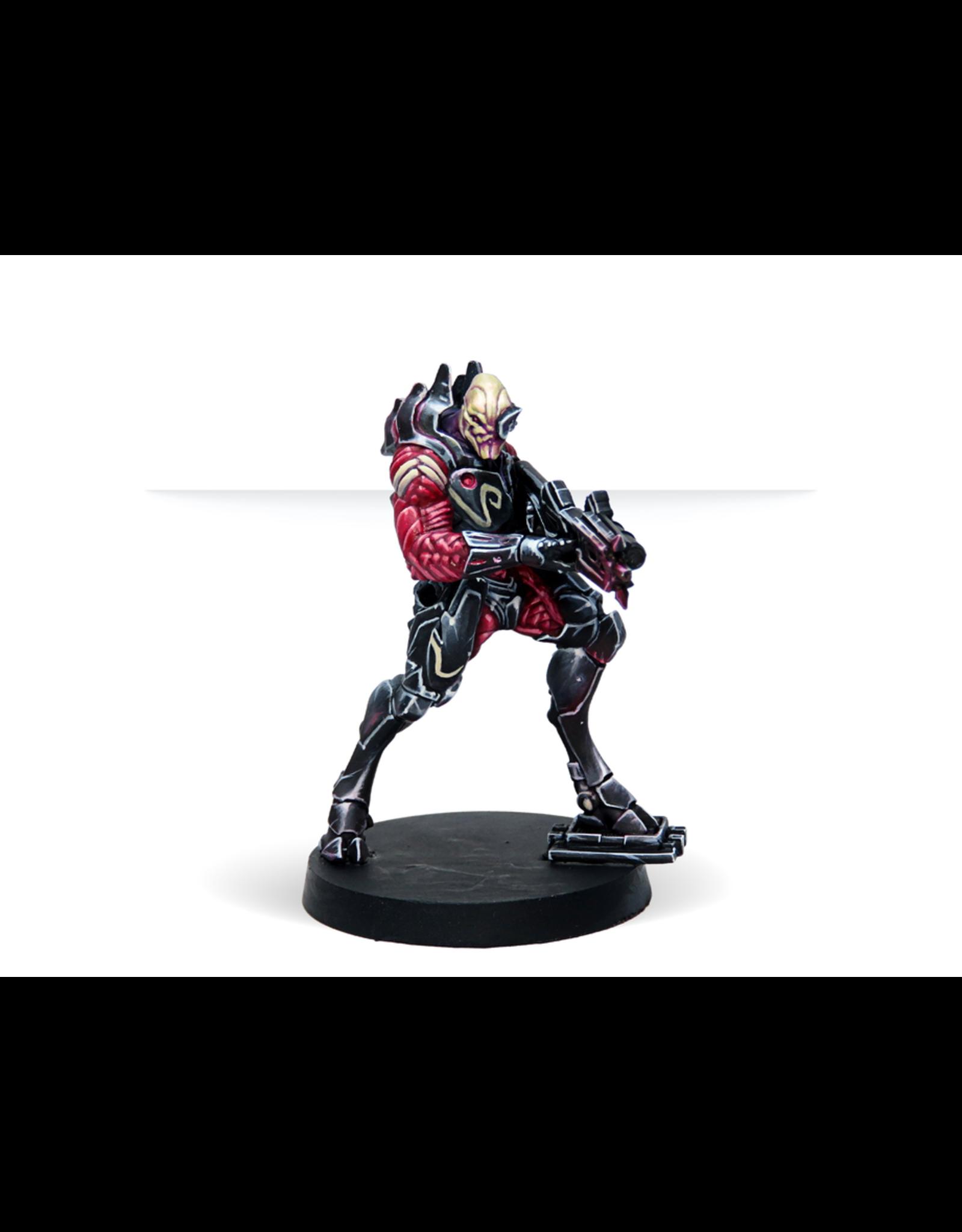 Corvus Belli Infinity: Paint Set - Shasvastii
