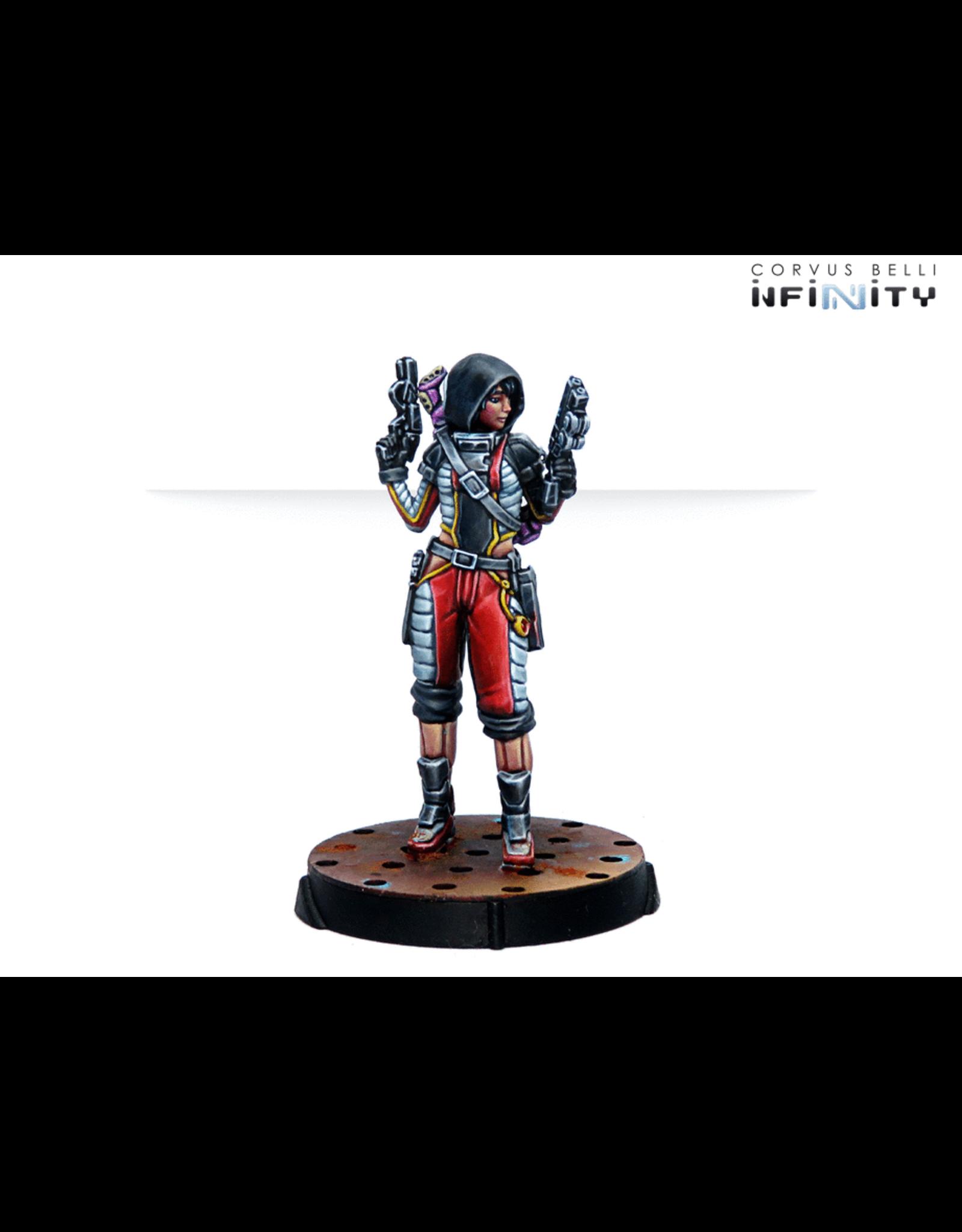 Corvus Belli Infinity: Mary Problems, Tactical UberHacker