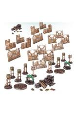 Games Workshop Necromunda: Barricades And Objectives