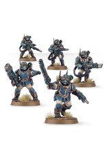 Games Workshop Militarum Tempestus: Scions