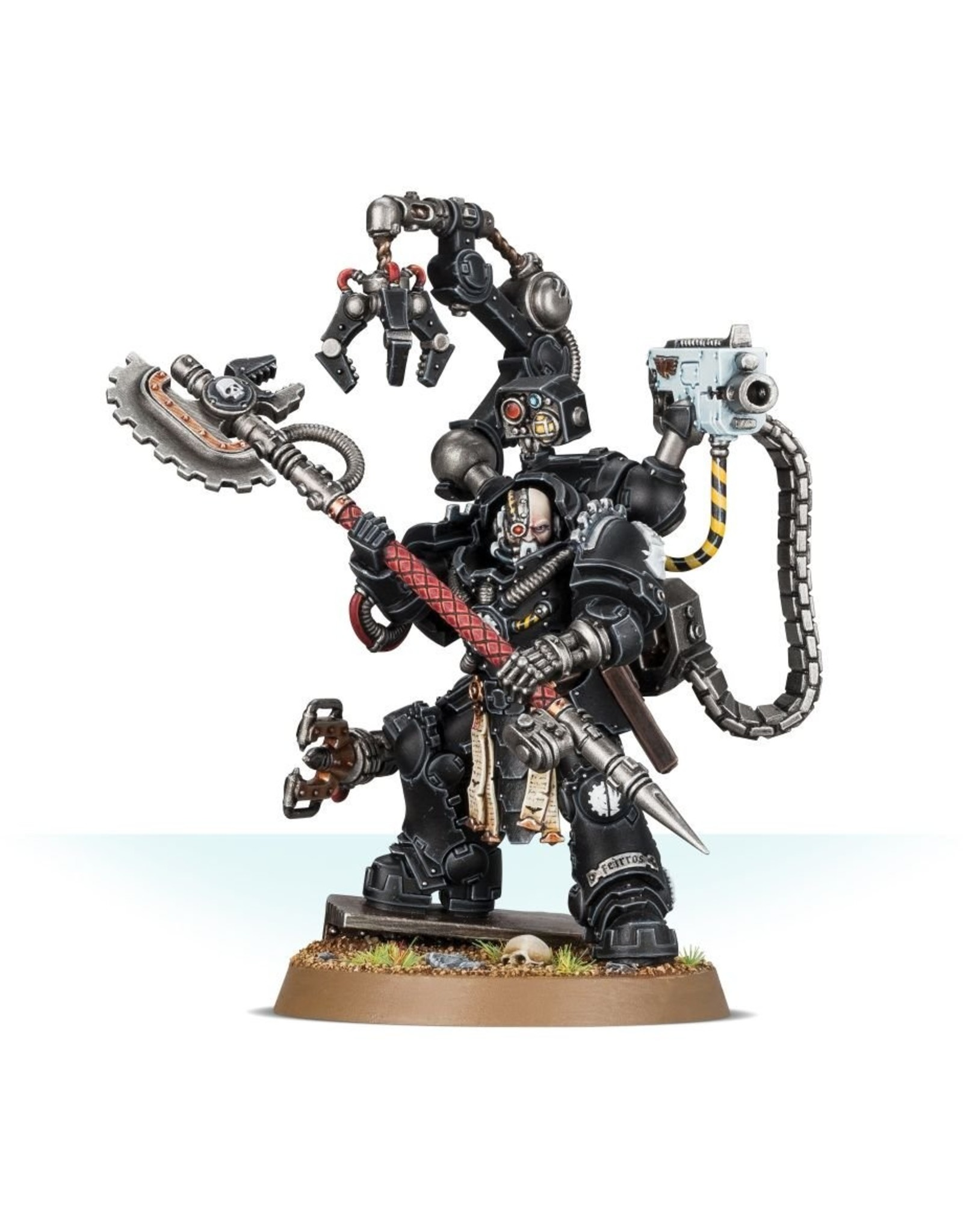 Games Workshop Iron Hands: Feirros