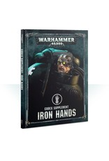 Games Workshop Iron Hands: 8th Ed Codex