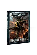 Games Workshop Imperial Knights: 8th Ed Codex