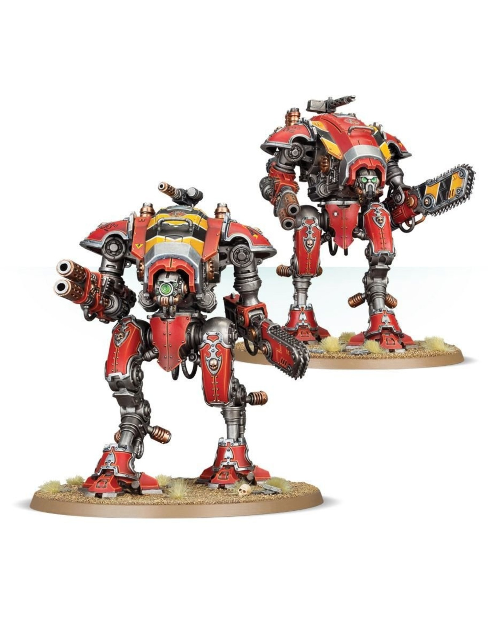 Games Workshop Imperial Knight: Armiger Warglaive