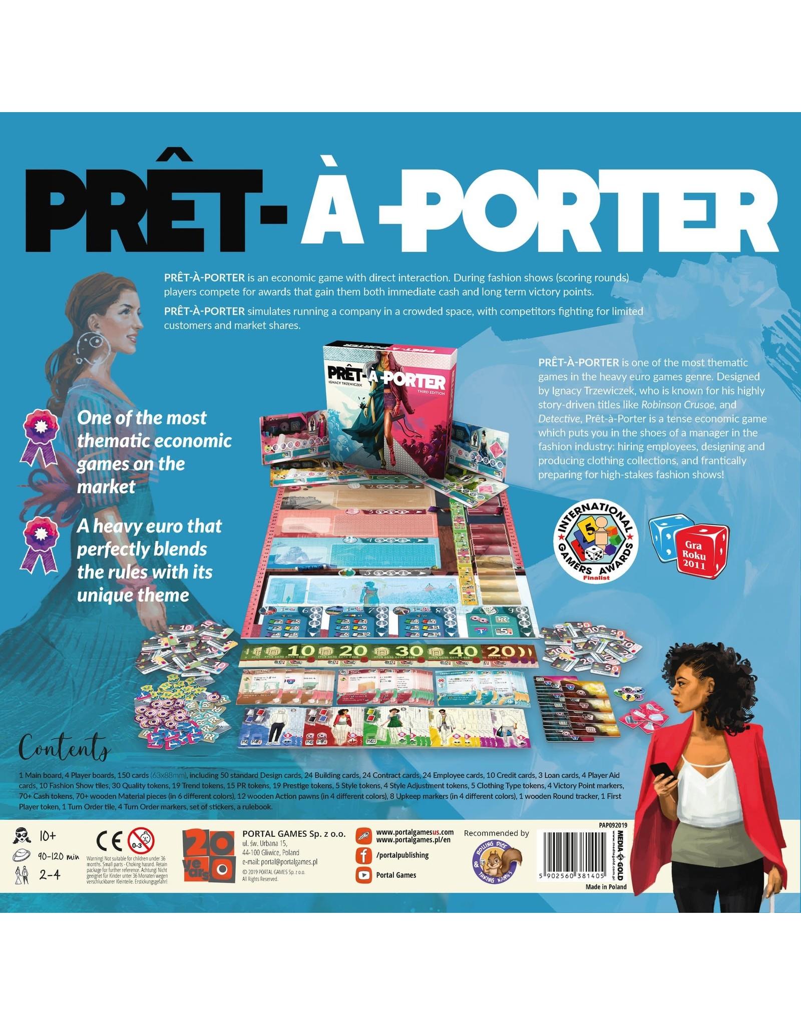 Portal Games Pret-a-Porter