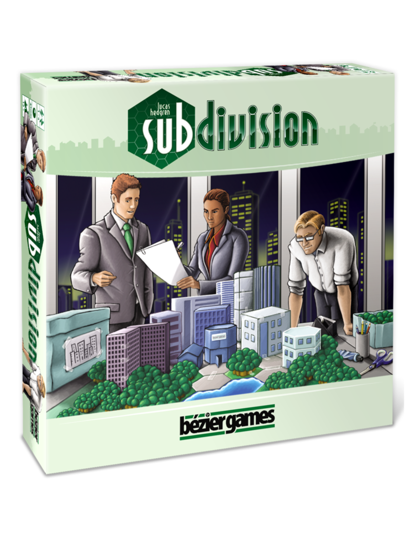 Bezier Games SALE - Subdivision