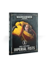 Games Workshop Imperial Fists: 8th Ed Codex