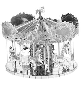 Metal Earth Metal Earth Merry Go Round