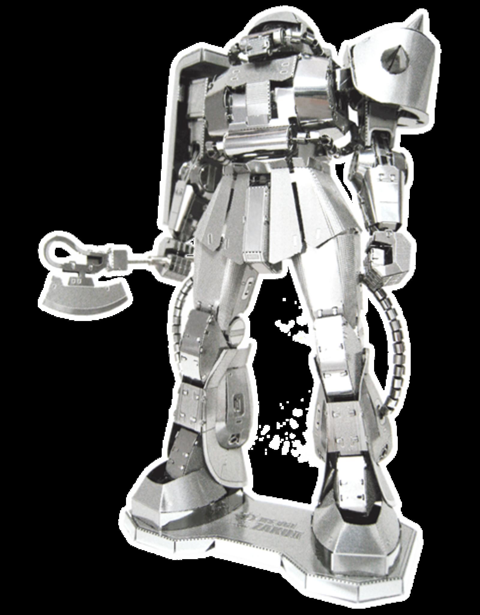 Metal Earth ICONX Gundam Models