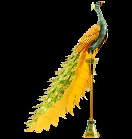 Metal Earth ICONX Peacock