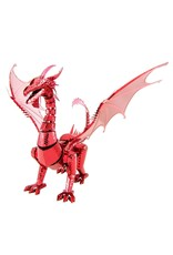 Metal Earth ICONX Red Dragon