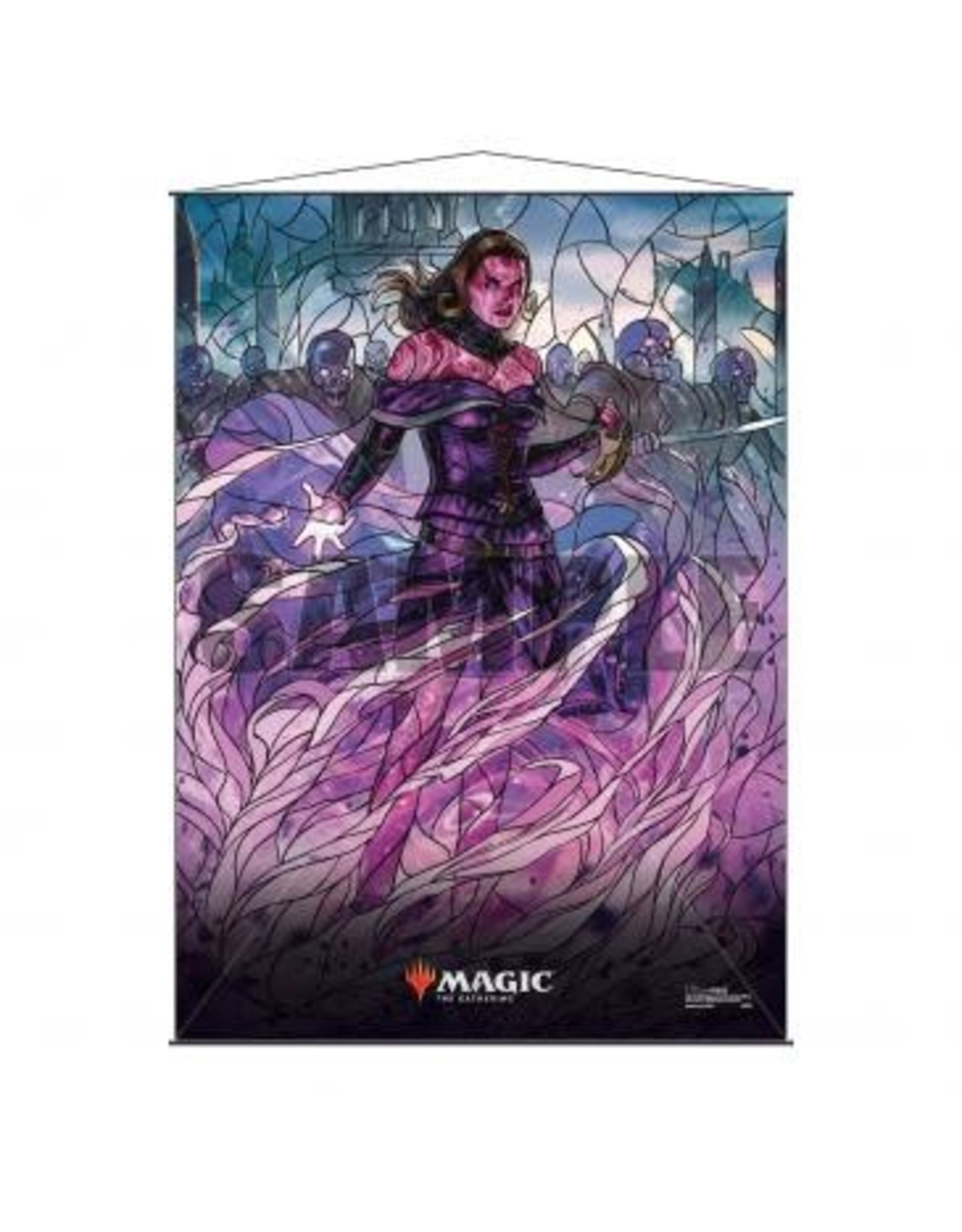 Ultra-Pro MtG Stained Glass Wall Scroll