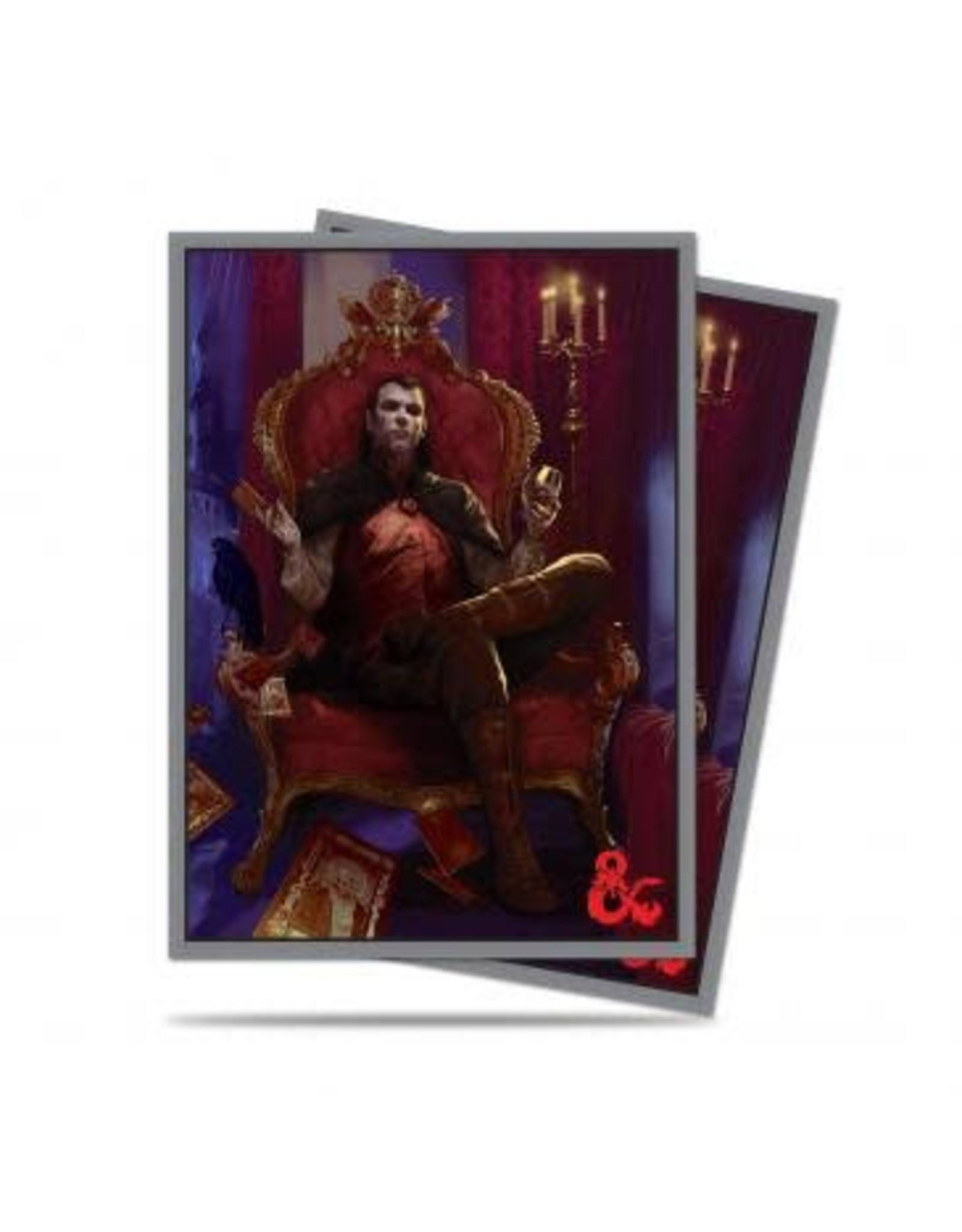 Ultra-Pro D&D Count Strahd Card Sleeves