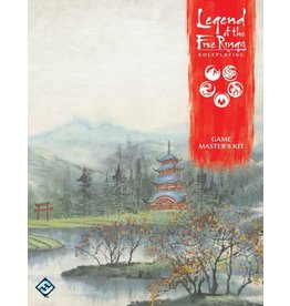 Fantasy Flight Games Legend of the Five Rings 5E: Game Master's Kit
