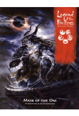 Fantasy Flight Games Legend of the Five Rings 5E: Mask of the Oni