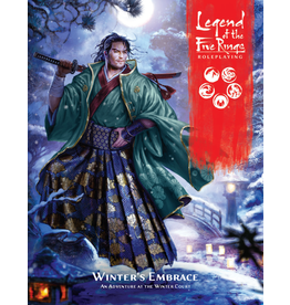 Fantasy Flight Games Legend of the Five Rings 5E: Winter's Embrace