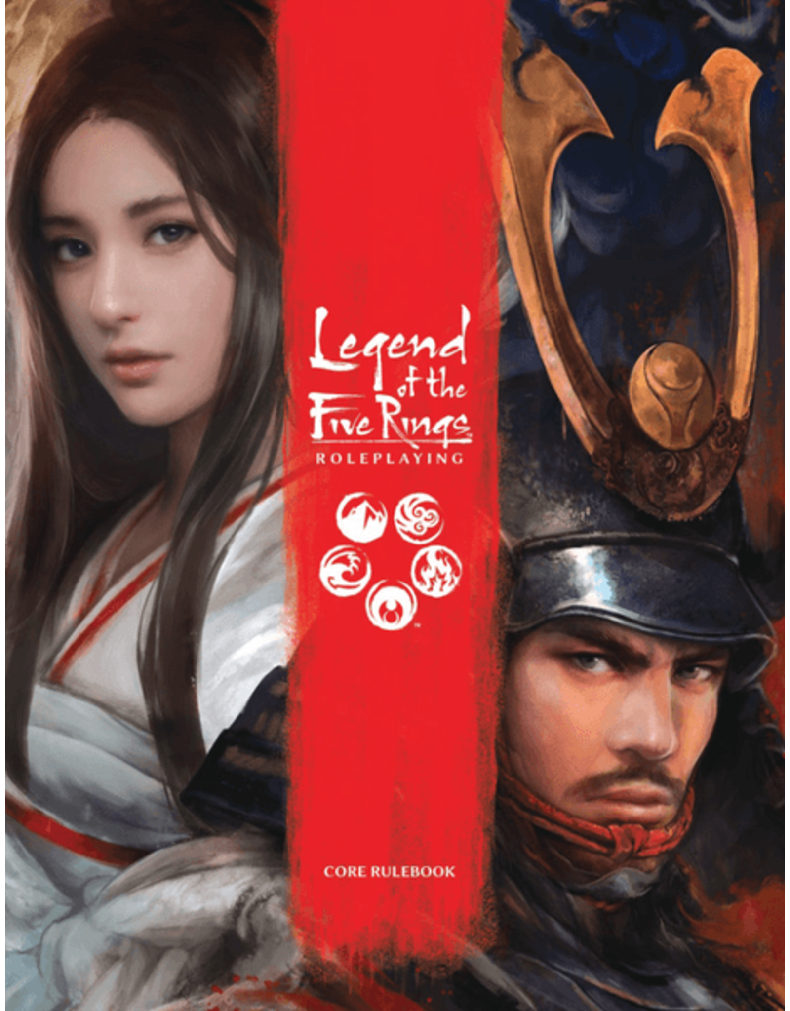 Fantasy Flight Games Legend of the Five Rings 5E: Core Rulebook