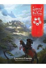 Fantasy Flight Games Legend of the Five Rings 5E: Emerald Empire
