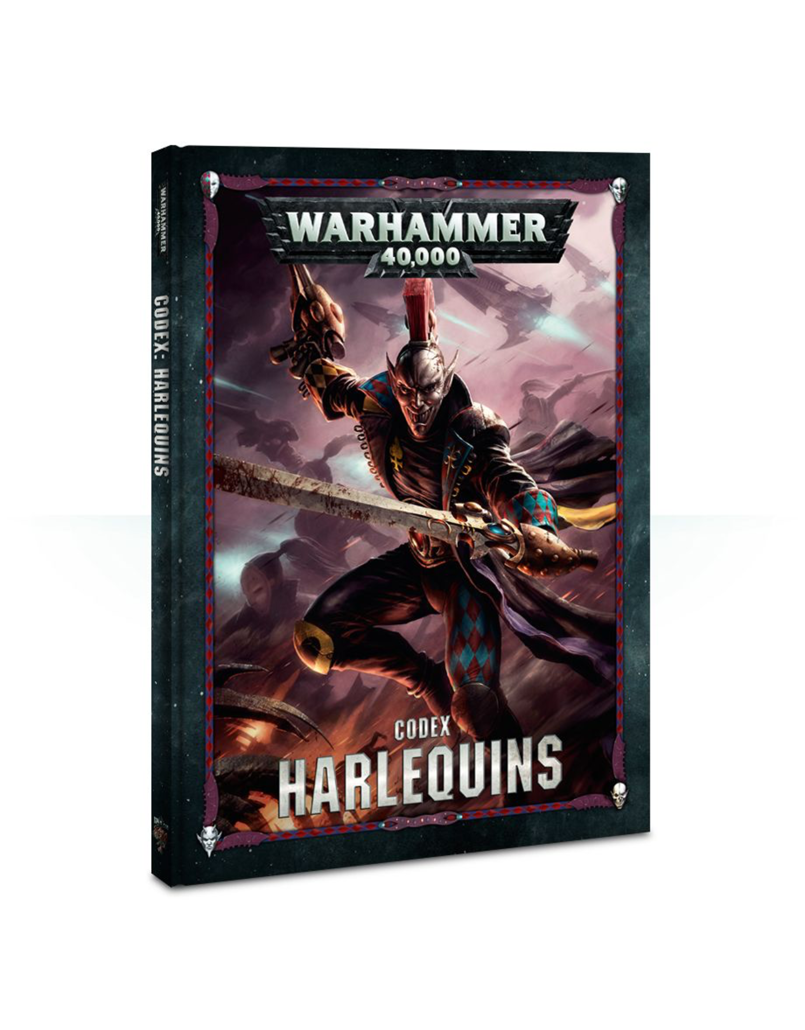 Games Workshop Harlequins: 8th Ed Codex