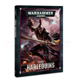 Games Workshop Harlequins: 8th Ed Codex