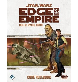 Fantasy Flight Games Star Wars EotE: Core Rulebook