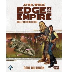 Fantasy Flight Games Star Wars EotE: Core Rulebook