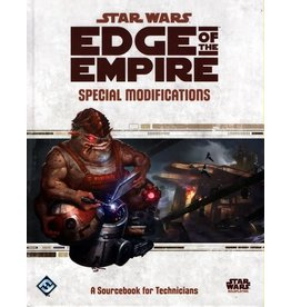 Fantasy Flight Games Star Wars EotE: Special Modifications