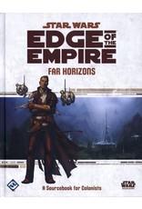 Fantasy Flight Games Star Wars EotE: Far Horizons