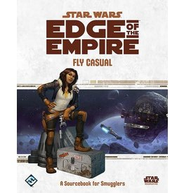 Fantasy Flight Games Star Wars EotE: Fly Casual