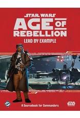 Fantasy Flight Games Star Wars AoR: Lead By Example