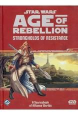 Fantasy Flight Games Star Wars AoR: Strongholds of Resistance