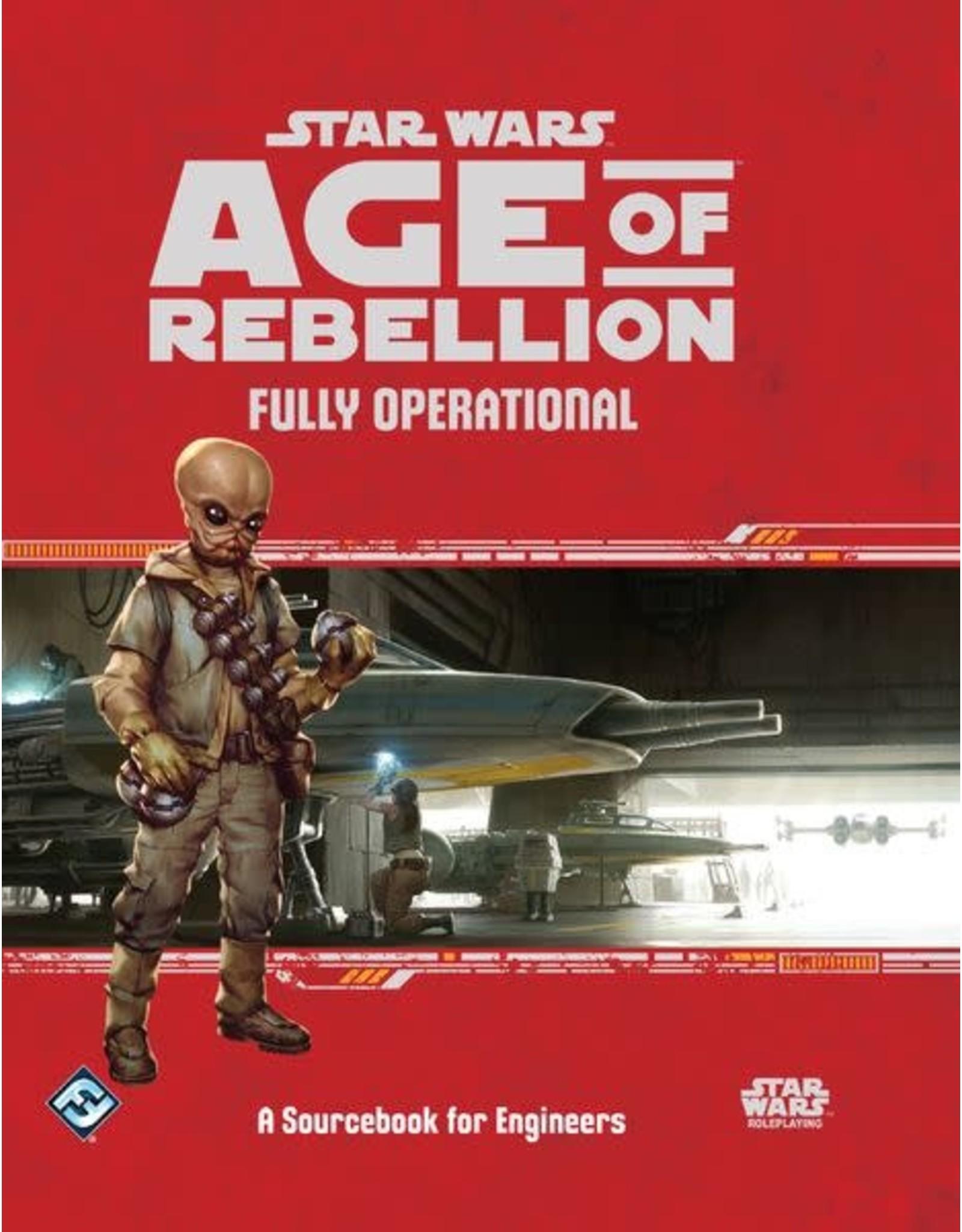 Fantasy Flight Games Star Wars AoR: Fully Operational