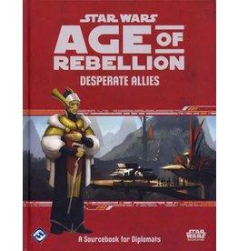 Fantasy Flight Games Star Wars AoR: Desparate Allies