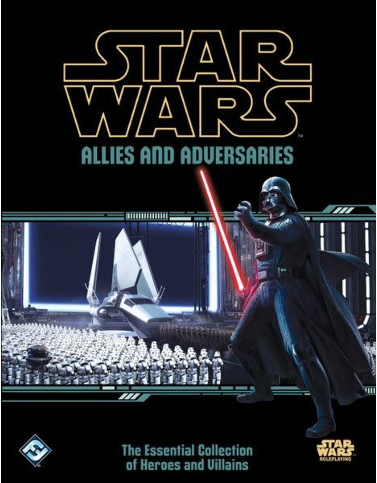 Fantasy Flight Games Star Wars: Allies and Adversaries
