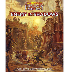 Cubicle 7 Warhammer Fantasy 4E: Enemy Within Campaign