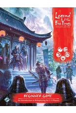 Fantasy Flight Games Legend of the Five Rings 5E: Beginner Box