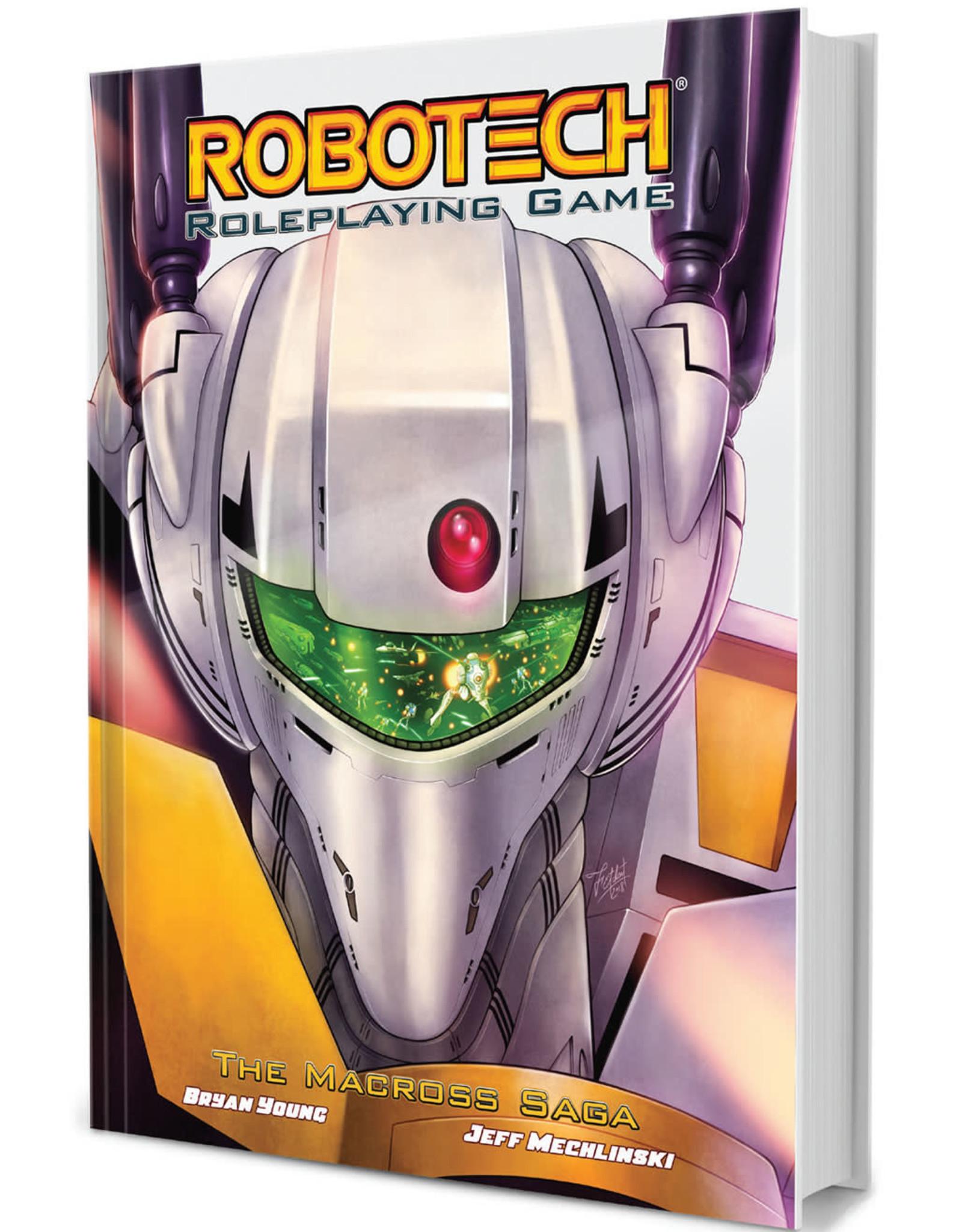 Robotech: The Macross Saga - Core Rulebook