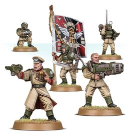 Games Workshop Astra Militarum: Cadian Command