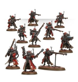 Games Workshop Adeptus Mechanicus: Skitarii