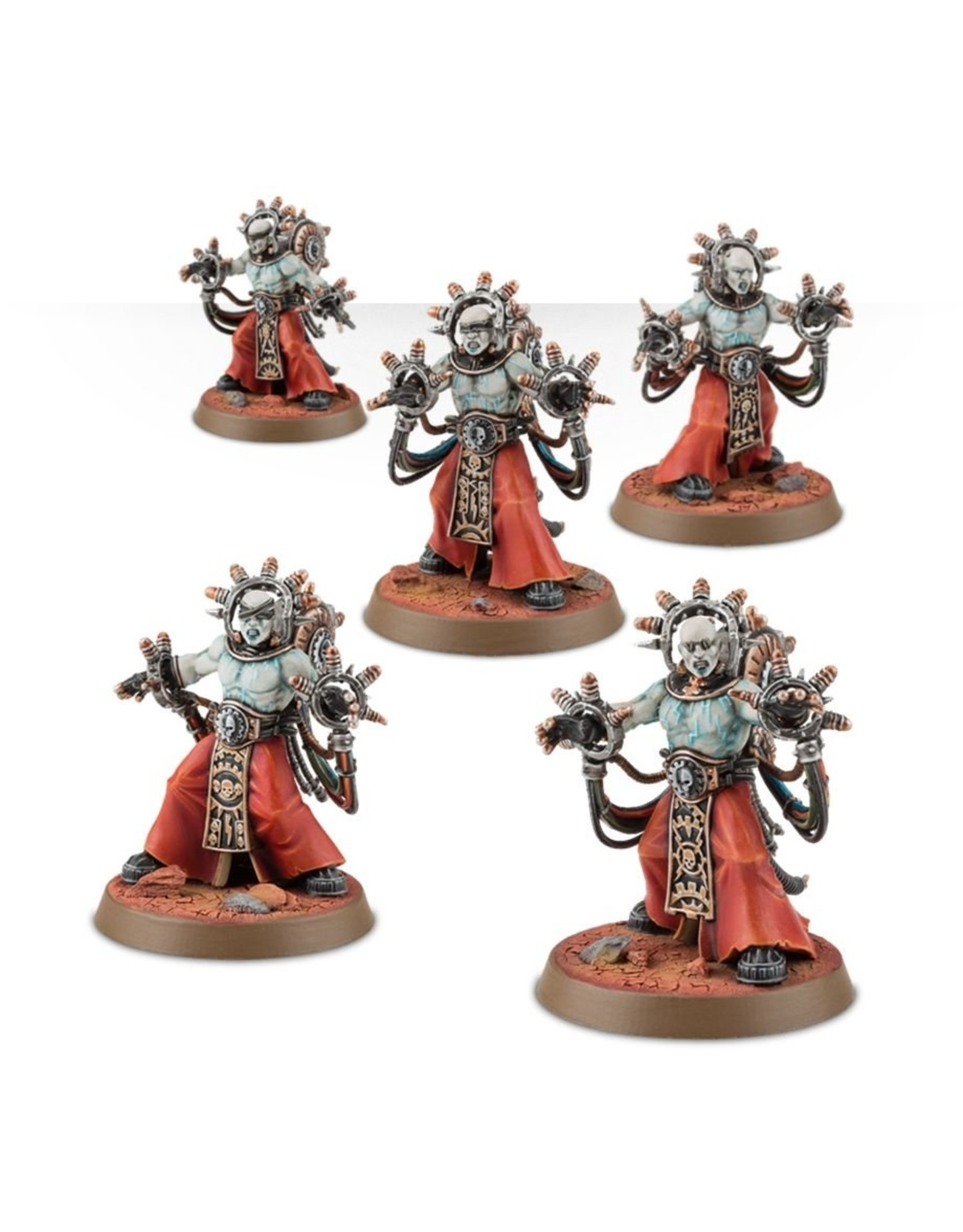 Games Workshop Adeptus Mechanicus: Electro-Priests