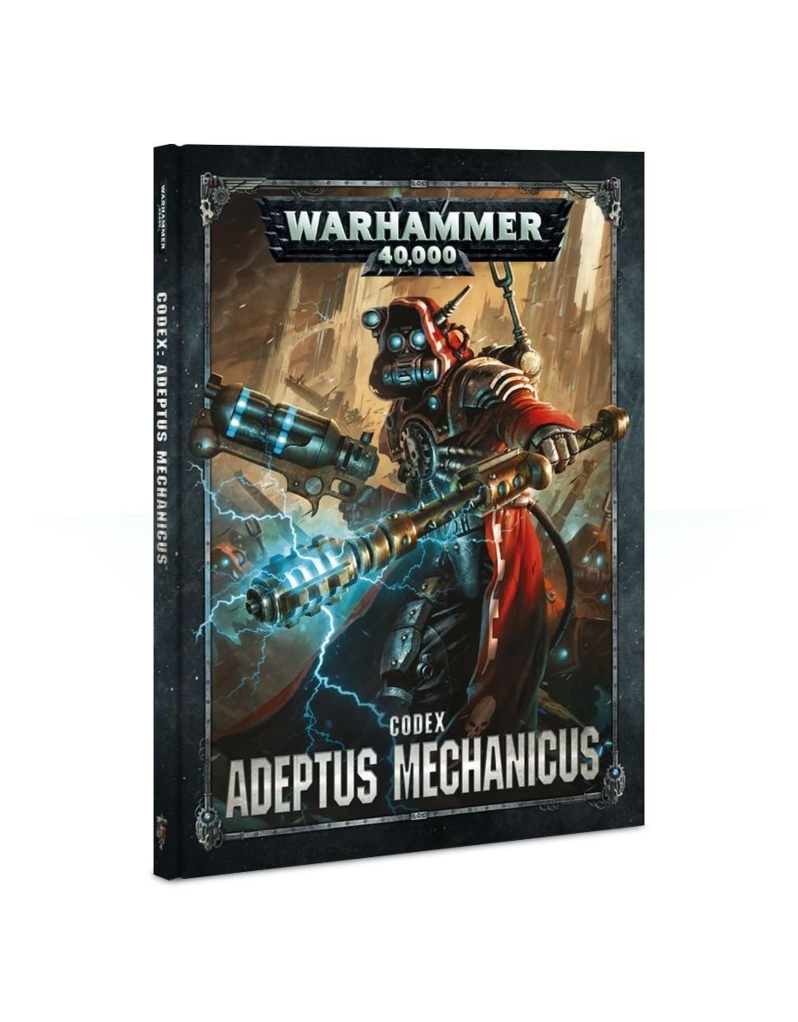 Games Workshop Adeptus Mechanicus: 8th Ed Codex