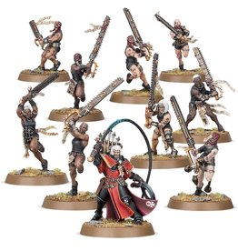 Games Workshop Adepta Sororitas: Repentia Squad